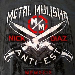 Metal Mulisha Nick Diaz shirt